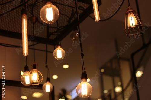 Fényképezés A electric lamp lighting