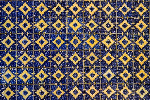 Photo Fließenwand aus Protugal Lisabon