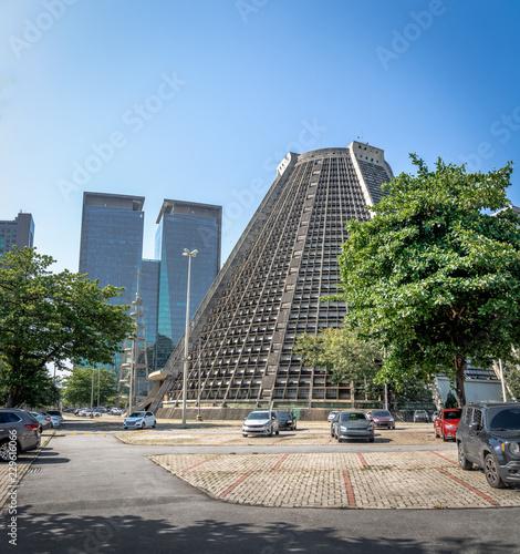 Rio de Janeiro Metropolitan Cathedral - Rio de Janeiro, Brazil