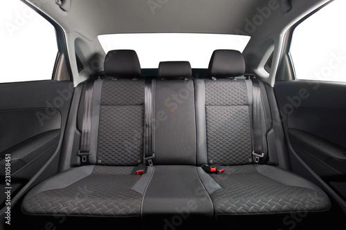 Stampa su Tela New car inside