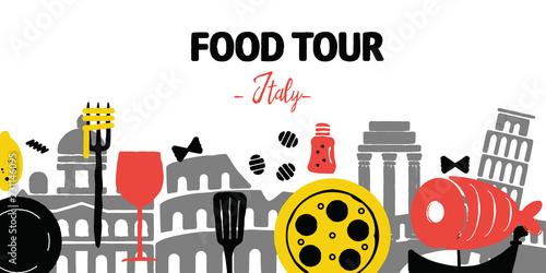 Fotografia Food tour