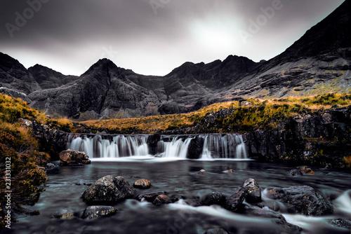 Obraz na plátně Fairy Pools - Isle Of Skye - Scotland