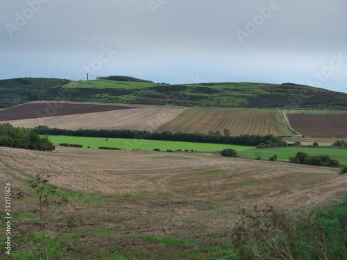 Fotografia, Obraz Cupar, Isle of Fife, Scotland