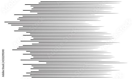 Fotografia Speed lines background