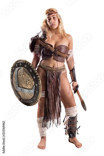 Wallpaper Mural woman gladiator