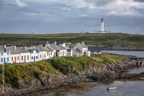Fotografia, Obraz Portnahaven, Islay, Inner Hebrides, West Coast of Scotland