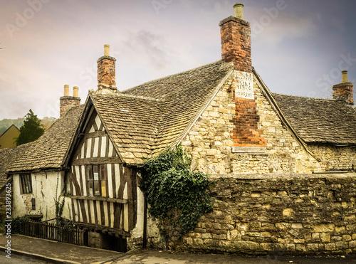 Fotografia, Obraz Historic Inn - Wotton-under-Edge