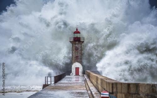 Photo This storm