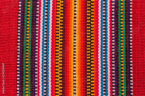 Fototapeta The Guatemalan Textiles