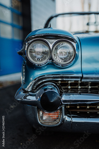 Canvas-taulu Cadillac Oldtimer