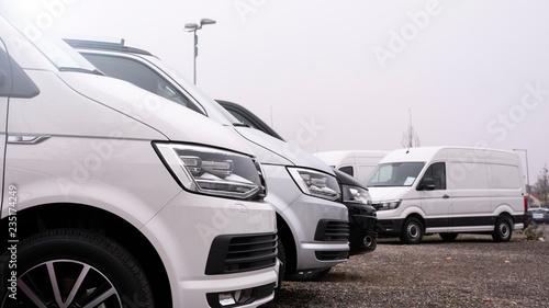 Wohnmobil und LKW Händler