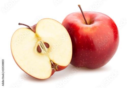 red delicious apple Fototapet