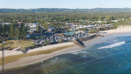 Fotografia Byron Bay Panorama
