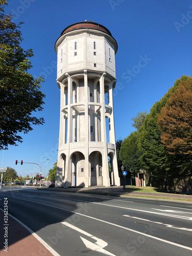 Carta da parati Water tower in Emden