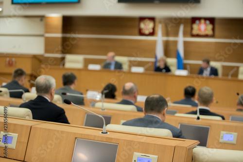 Canvastavla Session of Government