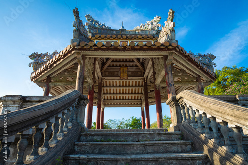 Cuadros en Lienzo Imperial Royal Palace of Nguyen dynasty in Hue, Vietnam
