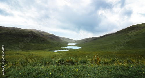 Photo lacs successifs