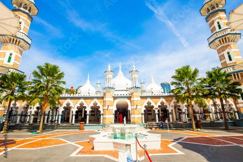 Fototapeta premium Meczet Masjid Jamek w Kuala Lumpur