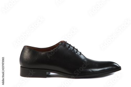 Foto pair of handmade men's shoes