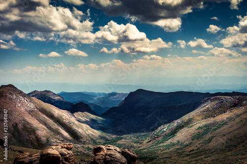 Coloaro Rocky Mountains