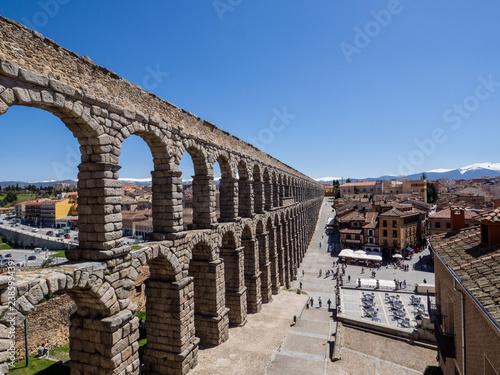 Obraz na plátne aqueduct segovia