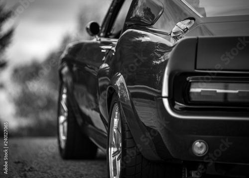 Fototapeta 1967  Mustang vintage muscle car