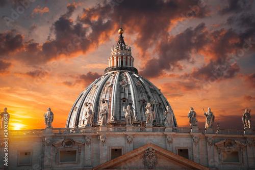 Fotografie, Obraz Saint Peter in the Vatican