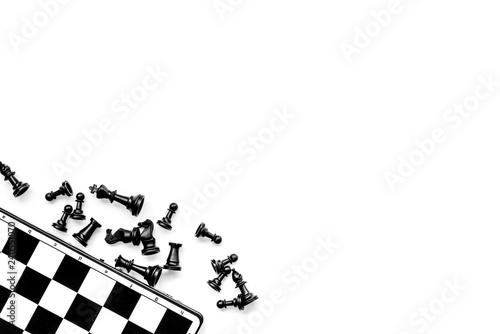 Fotografie, Tablou Symbol of competition