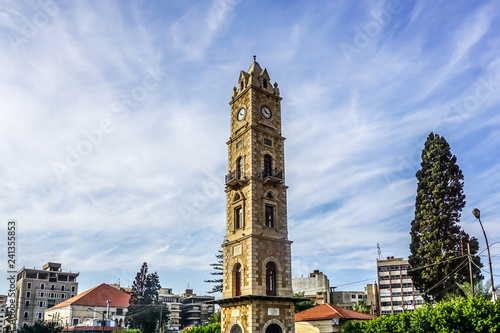 Tripoli Clock Tower 03