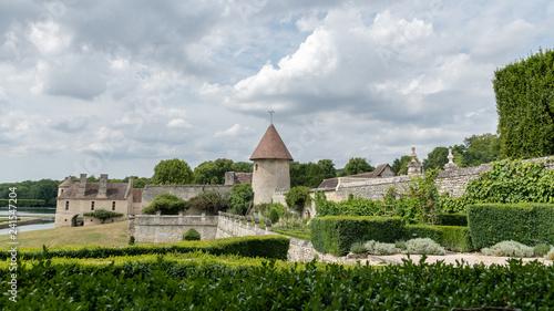 Photo Domaine de Villarceaux dans le Val d'Oise