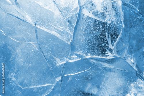 Valokuvatapetti Abstract ice background