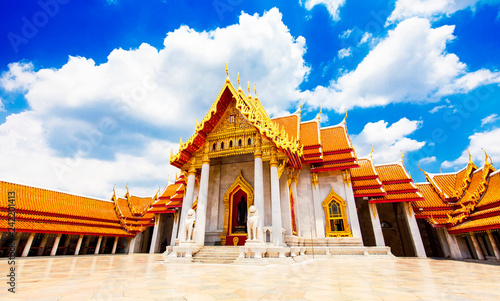 Wat Benchamabophit or Marble temple, Bangkok