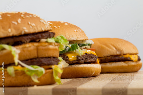 Burger variations