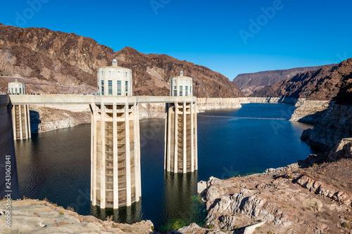 Wallpaper Mural The Hoover Dam