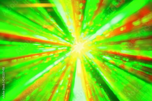 Światło laser
