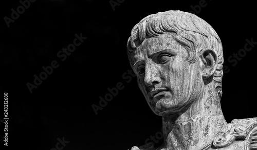 Fotografia Caesar Augustus, first emperor of Ancient Rome