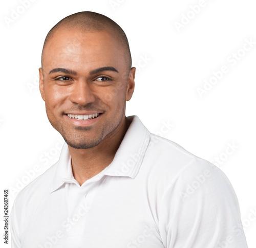 Fototapeta premium młody mężczyzna portret