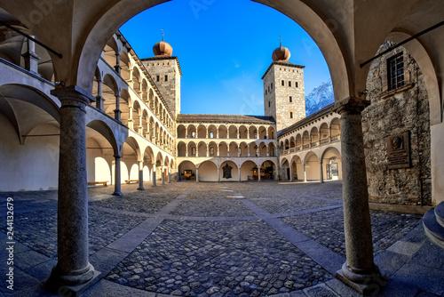 Valokuva Stockalper Palace, Brig, Switzerland