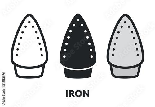 Fotografie, Obraz Iron Surface