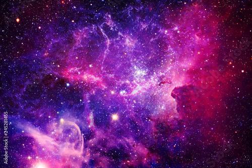 Obraz na płótnie Glorious Sky - Elements of this Image Furnished by NASA