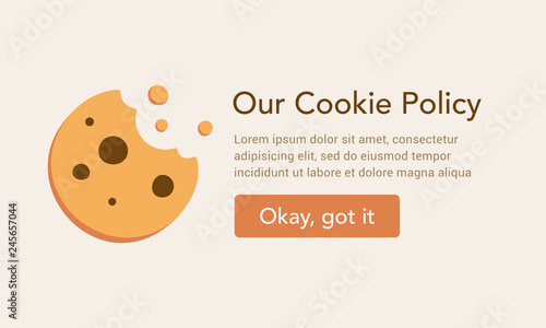 Canvas Print cookie copy