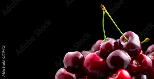 Fotografia Cherry closeup