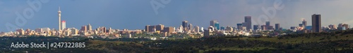 Fototapeta premium Johannesburg Skyline