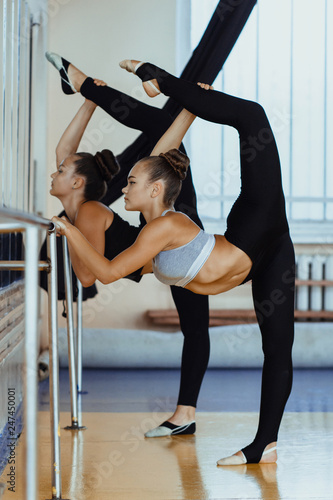 Why are girls more flexible