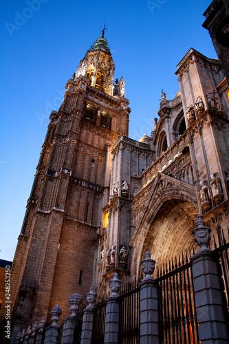 Santa Iglesia Catedral Primada de Toledo, Spain
