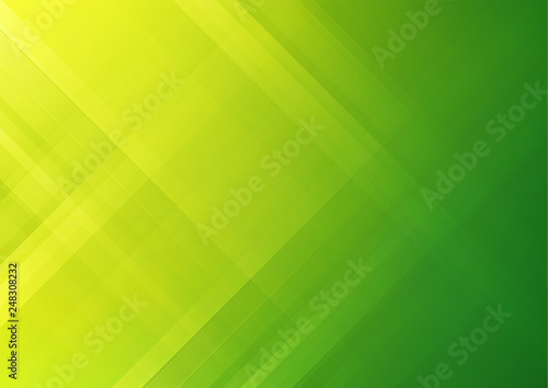 Abstract green geometric vector background, can be used for cover design, poster and advertising