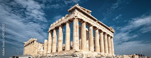 Fotografia Parthenon on Acropolis of Athens, Greece