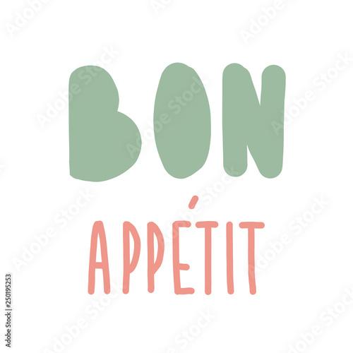 Fotografie, Obraz bon apetit