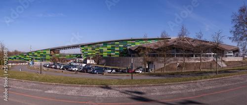 Fotografia Liévin (Pas de Calais - France) - Salle de sport Aréna