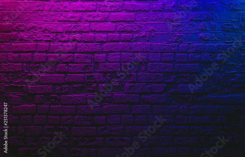 Neon background. Cyberpunk ...